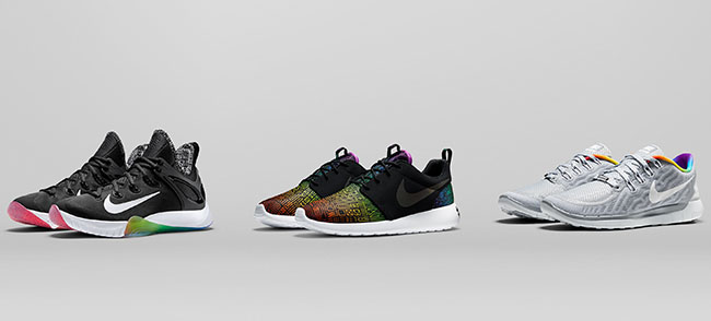 Nike Be True 2015 Collection
