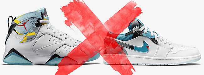 Nike Cancels the Air Jordan 7 1 Low N7 Release