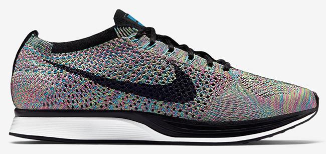 Nike Flyknit Corredor Multicolor 2015 De Compra vcxp6C9