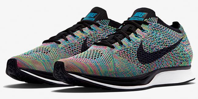 Nike Coureur Flyknit Multicolore 2.0 Date De Sortie kVin5vTM2m