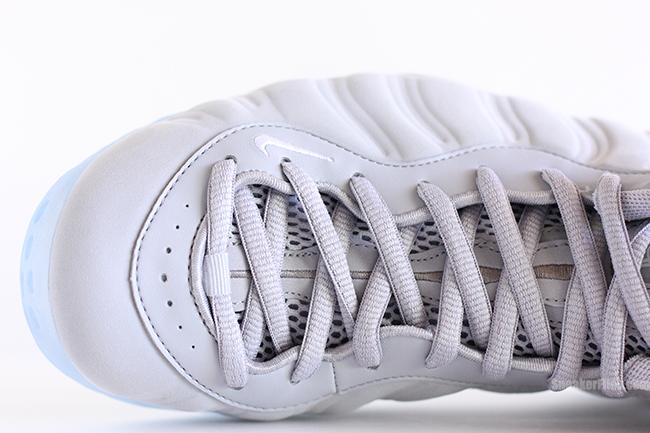 Nike Foamposite One Grey Suede