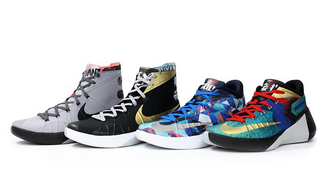 Nike Hyperdunk 2015 City Pack