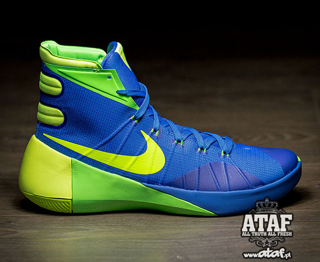 Nike Hyperdunk 2015 Sprite