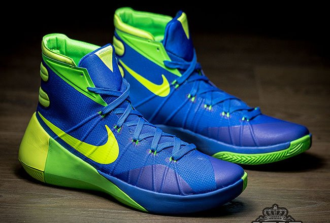 check out 4d618 fb6c1 Nike Hyperdunk 2015 Sprite