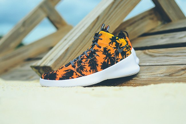 63216ba90cb2 Nike Hyperfr3sh Quickstrike Palms Laser Orange