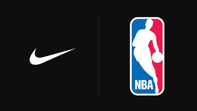 Nike Inks Deal NBA