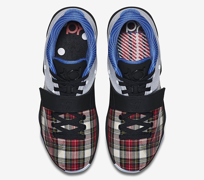 Nike KD 7 EXT Plaid Polka Dots Release Date