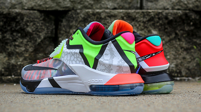 Nike KD 7 What The Releasing