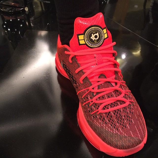 Nike KD 8 EYBL The Academy