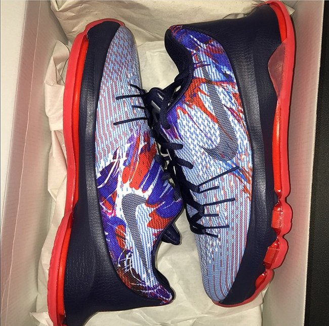 Nike KD 8 Independence Day