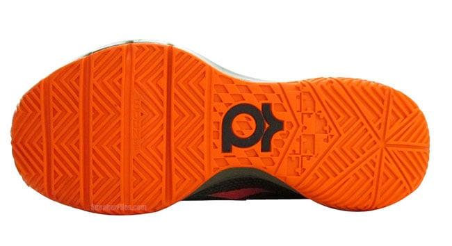 official photos 4ae53 e971c Nike KD Trey 5 III Medium Olive Bright Crimson