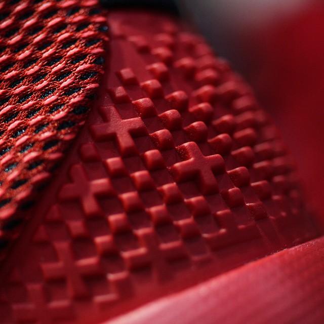 Nike KD Trey 5 III Red Black