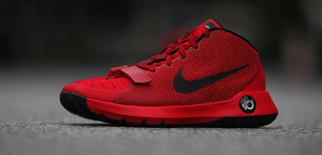 Nike KD Trey 5 III Red Black | SneakerFiles