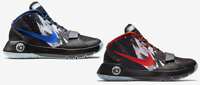 04f81b2ad861 Nike KD Trey 5 III Thunder Bolt Releases