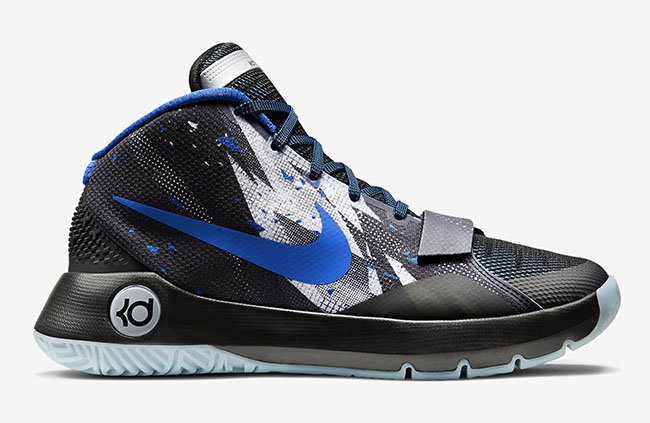 Nike KD Trey 5 III Thunder Bolt Soar Blue