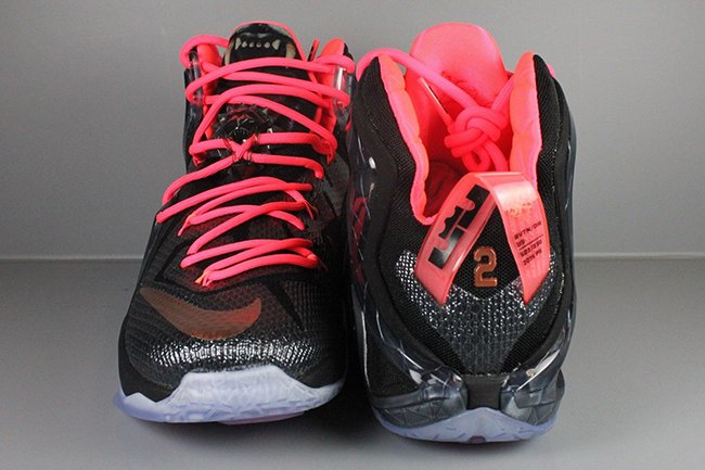 Nike LeBron 12 Elite Rose Gold