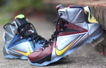 Nike LeBron 12 What The