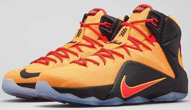 purchase cheap 608f4 53764 Nike LeBron 12 Witness