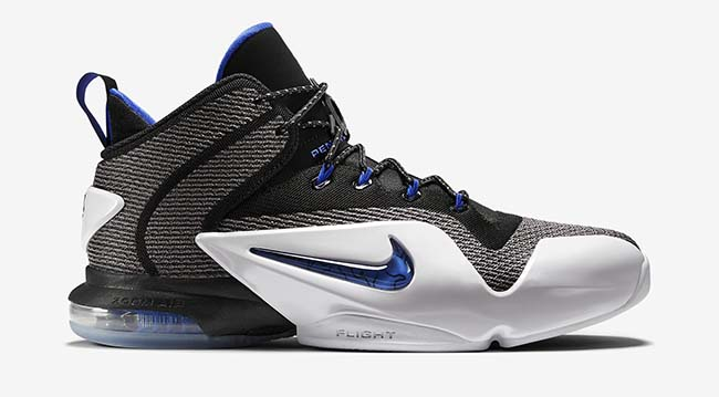 Nike Air Penny 6 Sharpie