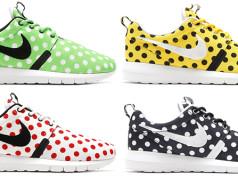 Nike Roshe Run NM Polka Dot Pack
