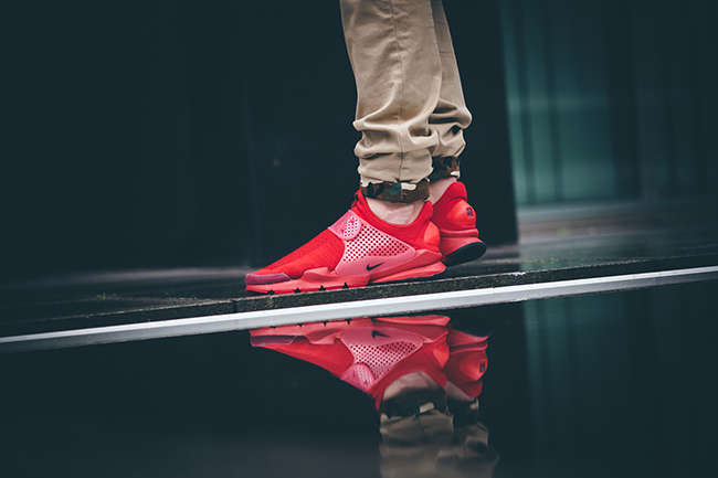 Nike Sock Dart Independence Day Red