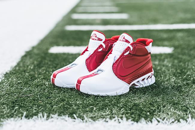 Nike Zoom Vick 2 Atlanta Falcons