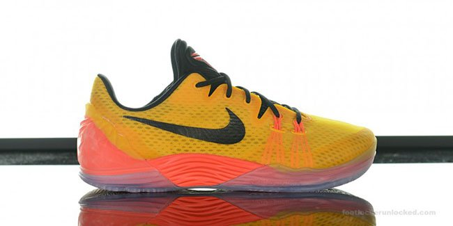 Nike Zoom Kobe Venomenon 5 University Gold