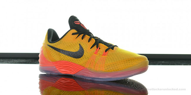 Nike Zoom Kobe Venomenon 5 University Gold