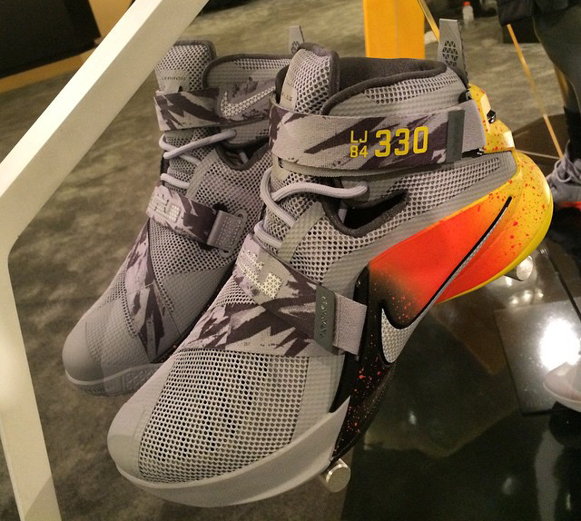 Nike Zoom Soldier 9 EYBL The Academy