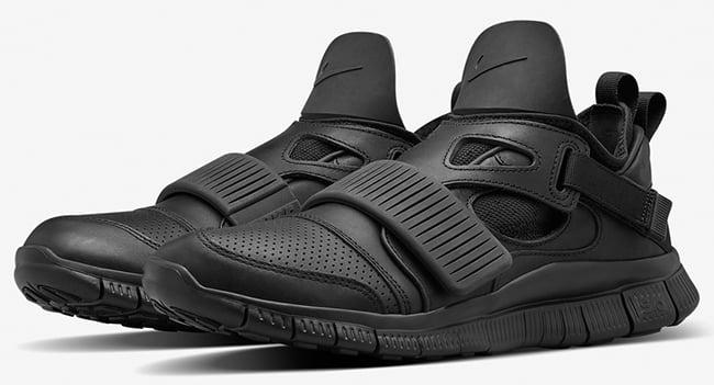 Nike Free Huarache Carnivore Black