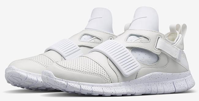 Nike Free Huarache Carnivore White