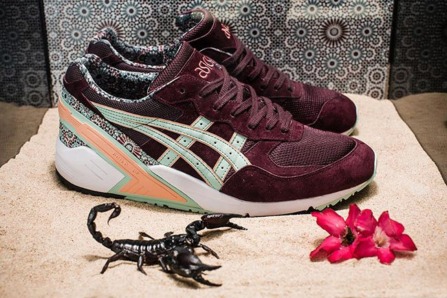 asic gel sight desert rose