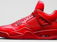 Air Jordan 11Lab4 Red