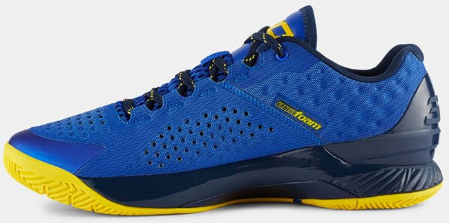 ecf1439ff684 hot sale 2017 Under Armour Curry One Low Warriors Release Date ...