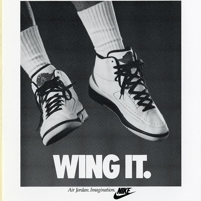 Wing It Air Jordan 2 Poster