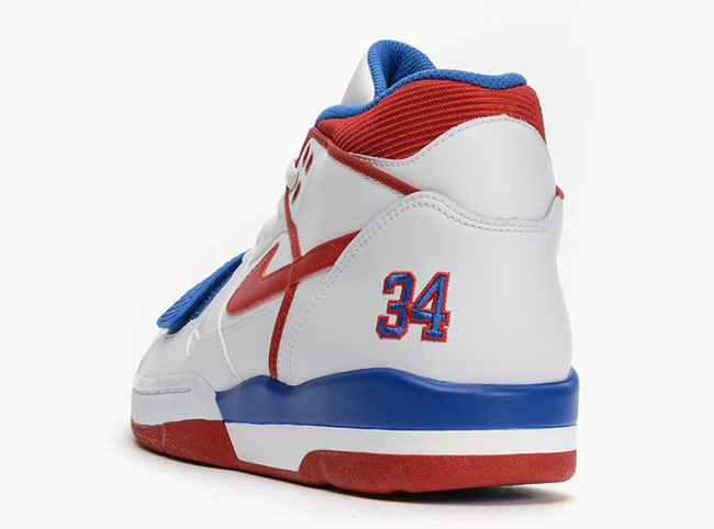 Nike Air Alpha Force 2 76ers