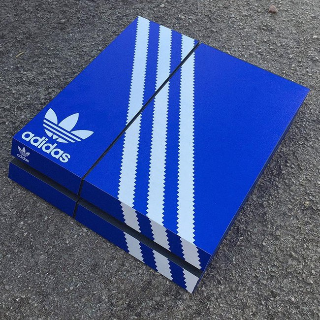 adidas Box Video Game Console Skin