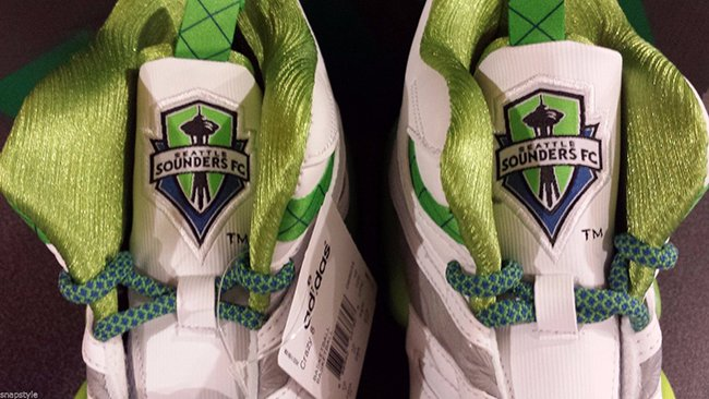 adidas Crazy 8 Seattle Sounders FC