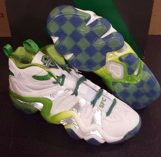 adidas Crazy 8 Seattle Sounders FC  3f03072c0