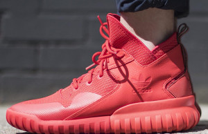 adidas Tubular X Red October Circular