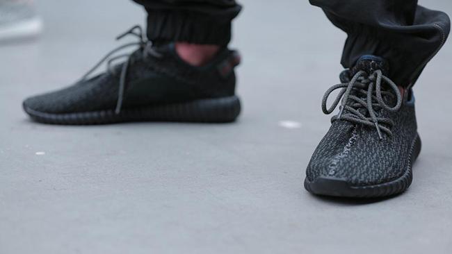 adidas Yeezy 350 Boost Black Release Date
