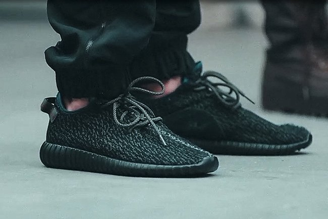 adidas Yeezy 350 Boost Black Release Date