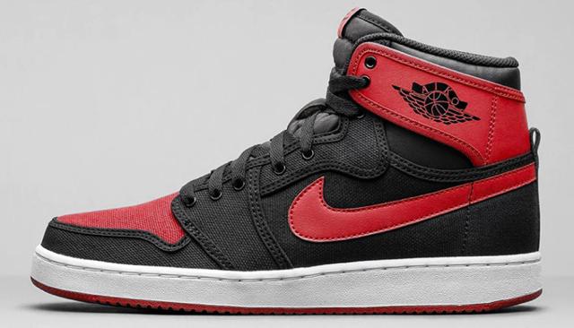 Air Jordan 1 KO High OG Bred