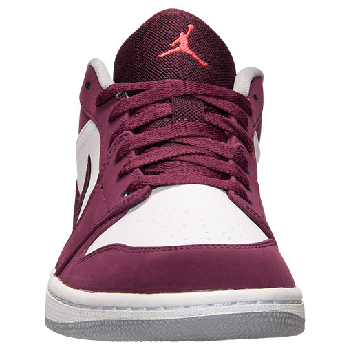Air Jordan 1 Low Bordeaux