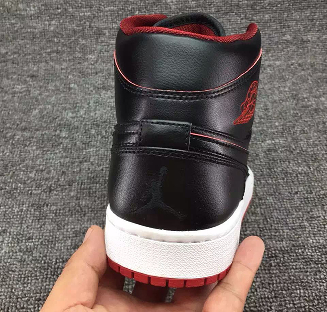 Air Jordan 1 Mid Lance Mountain Bred