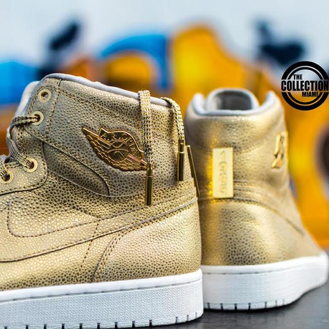 Air Jordan 1 Pinnacle Samples