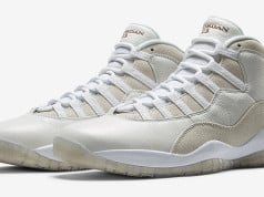 Air Jordan 10 OVO Drake Summit White