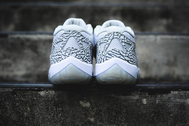 Air Jordan 11 IE Low Cobalt Release