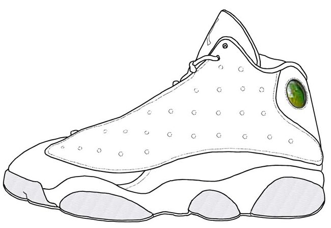Air Jordan 13 Doernbecher 2015
