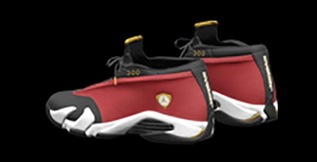 Air Jordan 14 Low 2K16